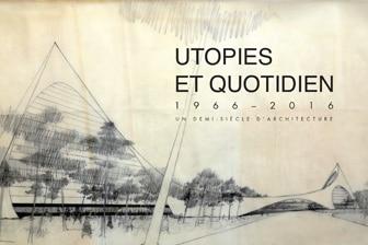 Sortie du livre «Utopies et quotidien 1966 – 2016»